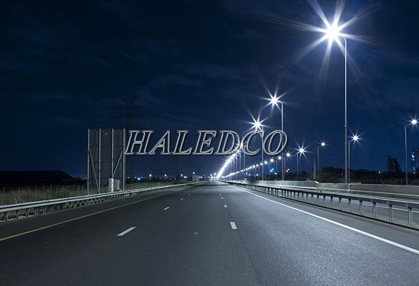Ứng dụng chiếu sáng của đèn đường led 90w