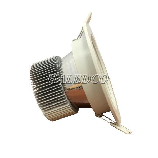 Thân đèn led âm trần HLDLT3-7w RGB