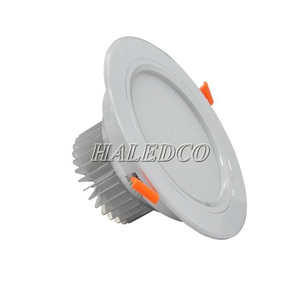 Thân đèn led âm trần HLDLT5-7w RGB đổi màu