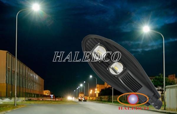 Dự án đèn đường led S7 chiếu sáng đường phố Phú Thọ