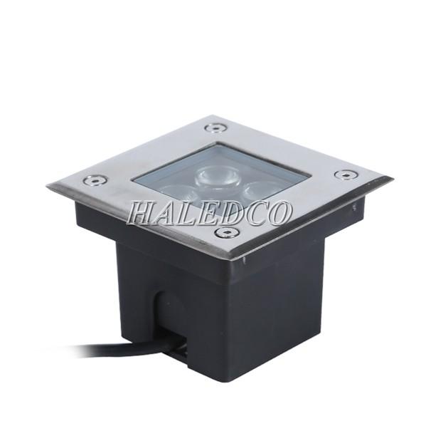 Kiểu dáng thân đèn led âm đất HLUG2-4w