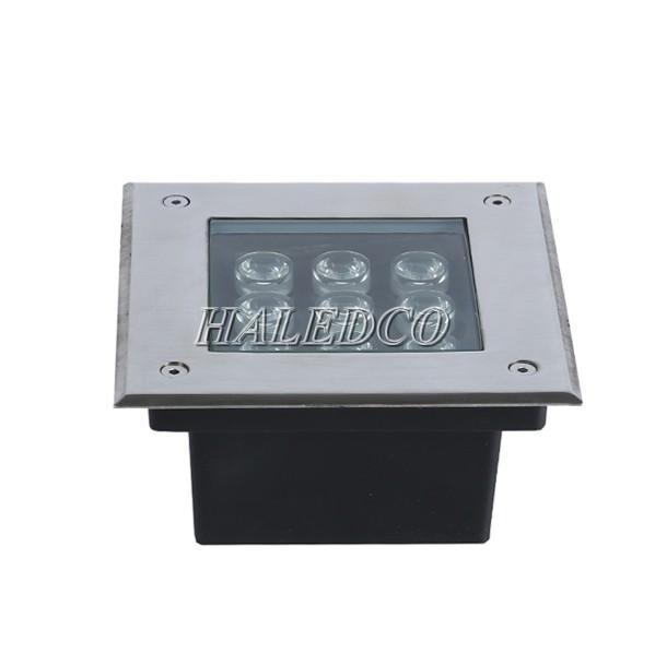 Kiểu dáng thân đèn led âm đất HLUG2-9w