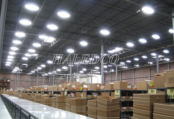Ứng dụng đèn nhà xưởng HLHBUFO1-240w