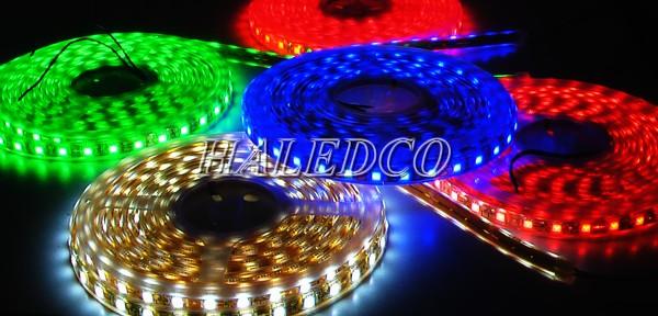 Thông số kỹ thuật đèn led dây đa sắc
