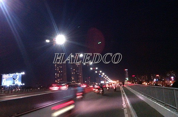 Ứng dụng của đèn đường led HLS1-60