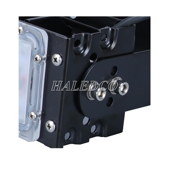 Đèn pha led HLFL12-200w thiết kế kín bằng ốc vít lục giác