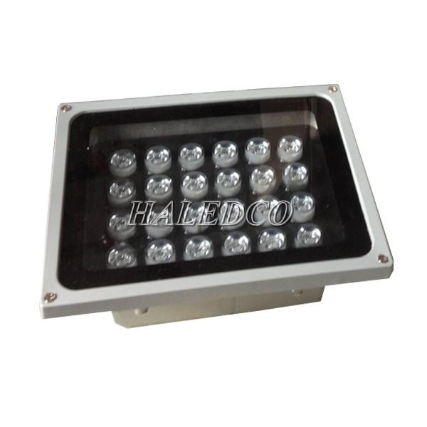 Đèn pha led HLFL13-36w thiết kế gọn nhẹ