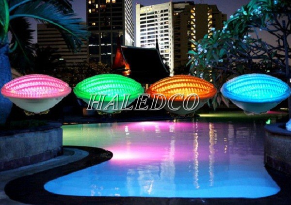 Bảng báo giá đèn led hồ bơi của Công ty cổ phần công nghệ chiếu sáng và tiết kiệm điện