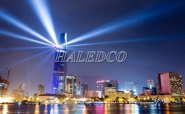 Ứng dụng chiếu sáng của đèn pha led HLFL12-300w