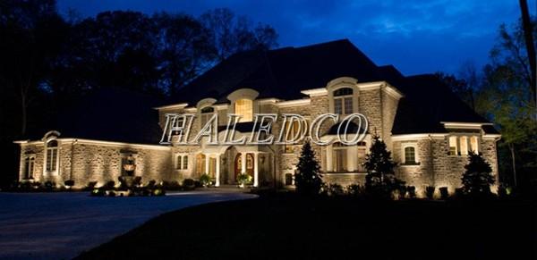 Ứng dụng chiếu sáng của đèn pha led HLFL1-300w