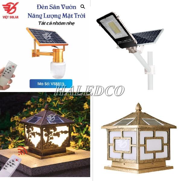 Địa chỉ bán đèn led năng lượng mặt trời Hà Nội uy tín chất lượng