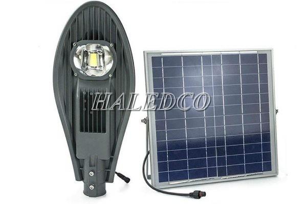 Đèn đường led năng lượng mặt trời HLS7