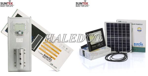 Đèn năng lượng mặt trời Đà Nẵng - Suntek