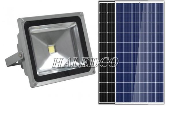 Đèn pha led năng lượng mặt trời HLFL1