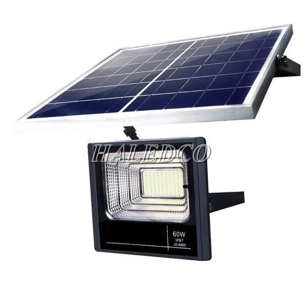 Đèn pha led năng lượng mặt trời HLFL6