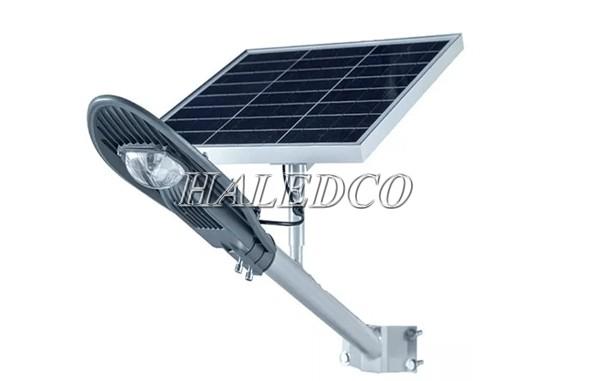 Đèn đường led năng lượng mặt trời Haledco