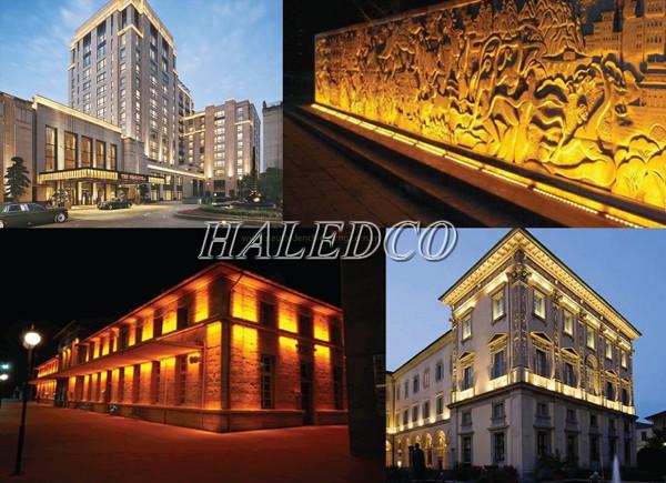 Đèn led chiếu hắt HLWW1 chiếu hắt bờ tường