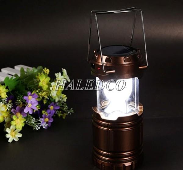 Đèn được sử dụng thay thế đèn Pin hay dùng cho đi dã ngoại qua đêm