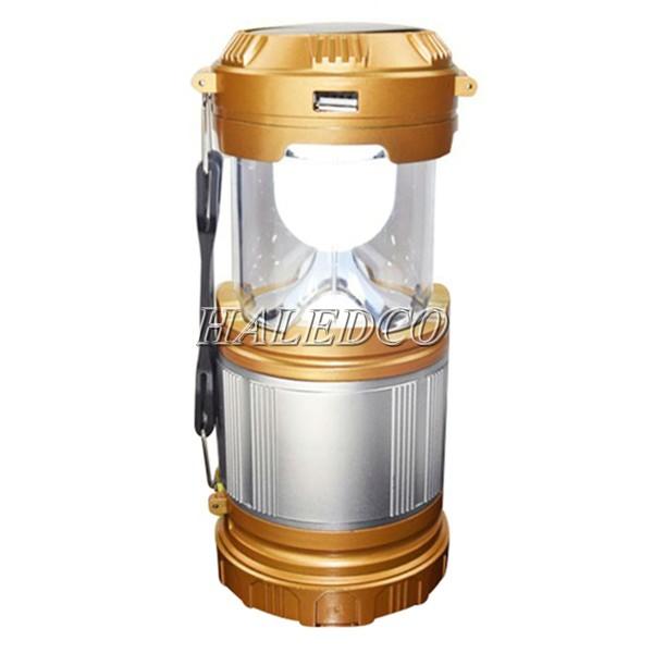 Đèn năng lượng mặt trời 3 trong 1 10w có thiết kế nhỏ gọn thuận tiện
