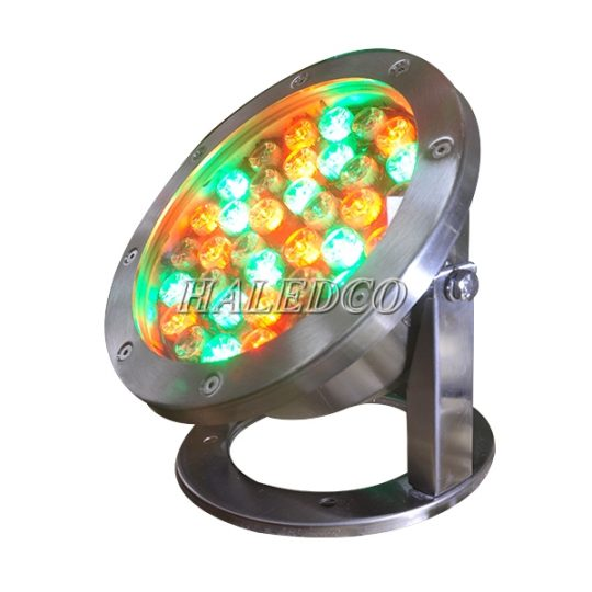 Đèn led âm nước model HLUW1-36 RGB