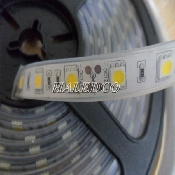 Đèn led dây chống nước ngoài trời