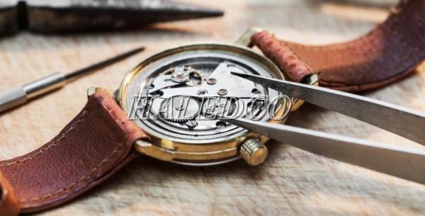 Độ kín trong thiết kế đồng hồ