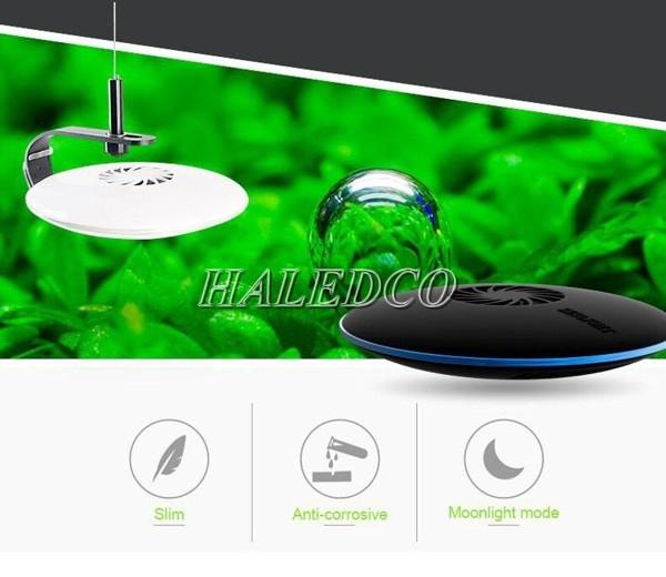 Đèn led Zetlight + Wifi rất hiện đại và ưu việt