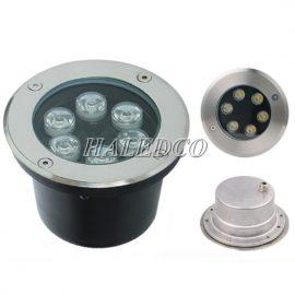 Đèn led âm nước HLUW5-6