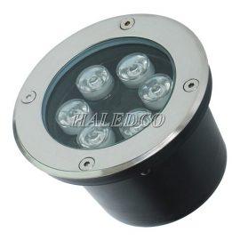 Đèn led âm nước HLUW5-6 RGB
