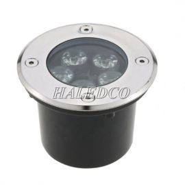 Đèn led âm nước HLUW5-5 RGB