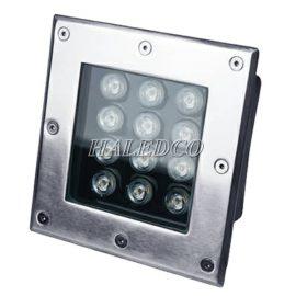 Đèn LED âm đất HLUG2-12 RGB