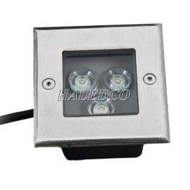 Đèn LED âm đất HLUG2-3 RGB
