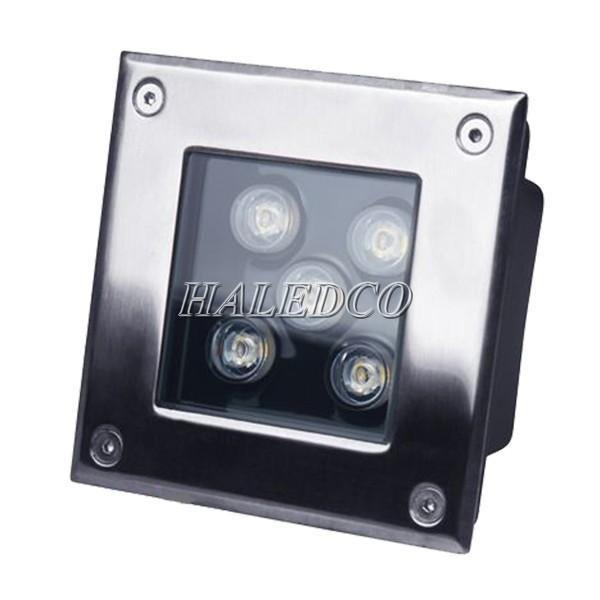 Thân đèn LED âm đất HLUG2-5 RGB