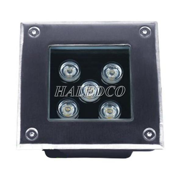 Chip led đèn LED âm đất HLUG2-5 RGB