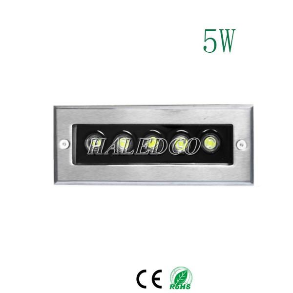 Mặt kính đèn LED âm đất HLUG3-5 RGB
