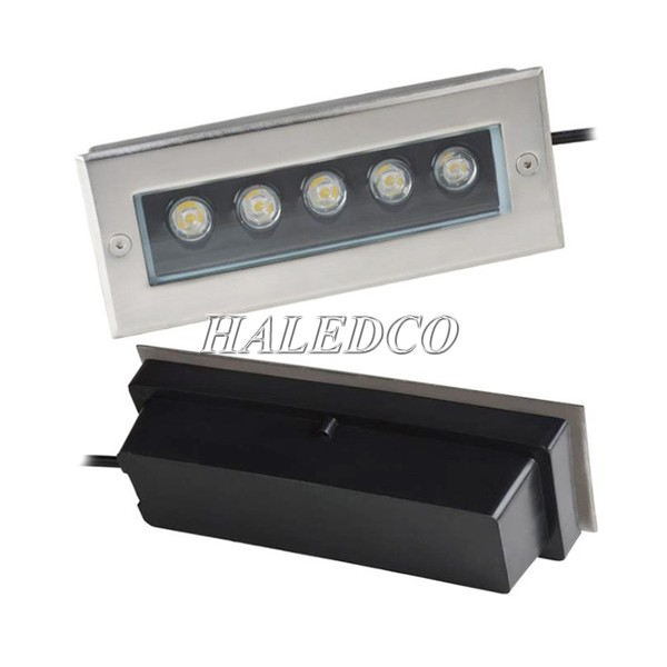 Thân đèn LED âm đất HLUG3-5 RGB