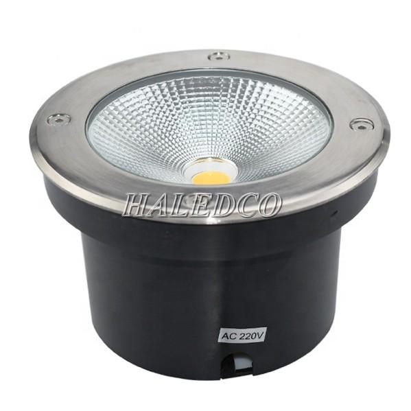 Kiểu dáng đèn LED ngoài trời âm sàn 10w
