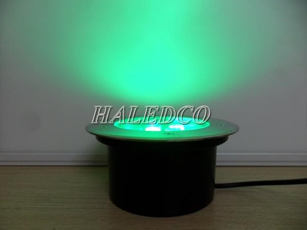 Kiểu dáng đèn LED ngoài trời âm sàn 18w