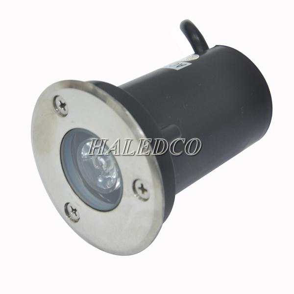 Kiểu dáng đèn LED ngoài trời âm sàn 1w