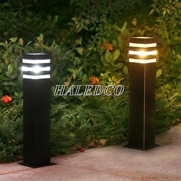 Kiểu dáng đèn trụ hình chữ nhật model HLTTDSV 22-1