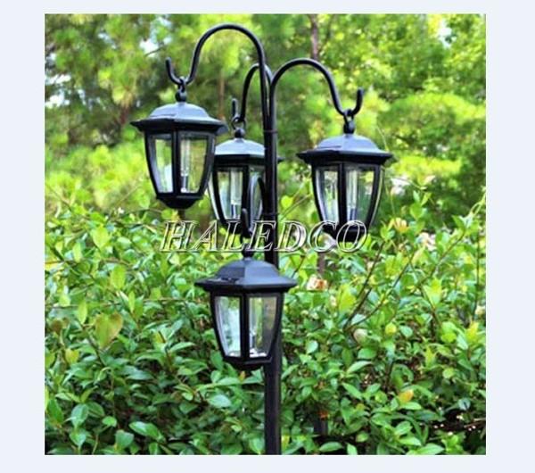 Kiểu dáng đèn trụ sân vườn cổ điển được ưa thích