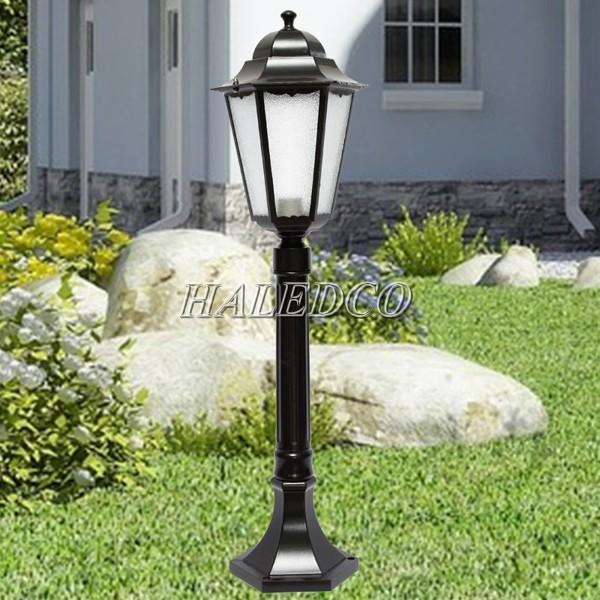 Đèn trụ sân vườn Hà Nội giá rẻ tăng sự thu hút cho khu vườn