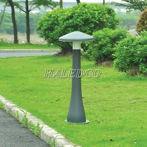 Đèn trụ sân vườn hình nấm