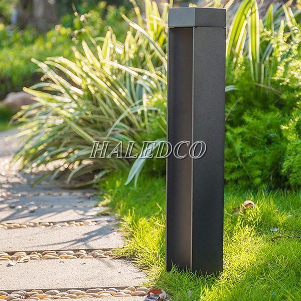 Mẫu đèn trụ sân vườn hiện đại