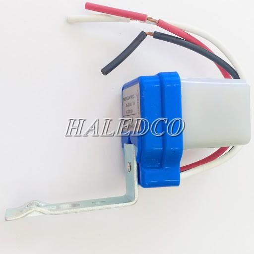 Kiểu dáng công tắc cảm biến ánh sáng AS10 220V 10A