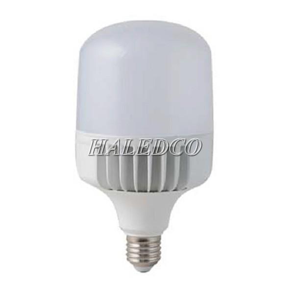 Đèn led bulb chiếu sáng nhà kho