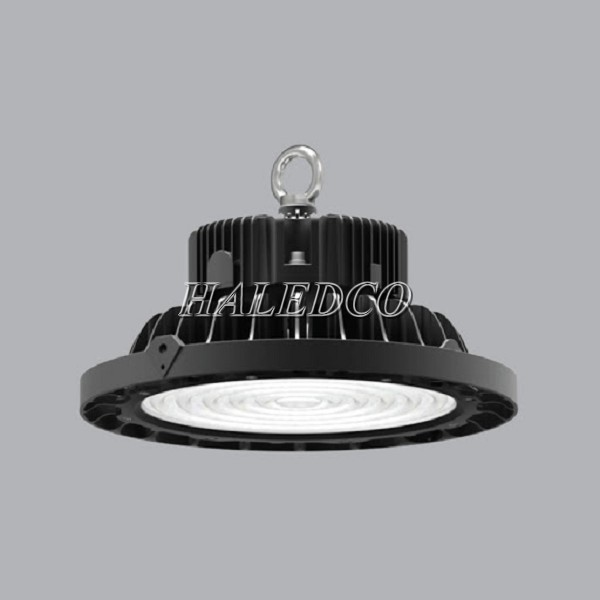 Đèn LED High bay HBU- 150T chiếu sáng nhà máy sản xuất