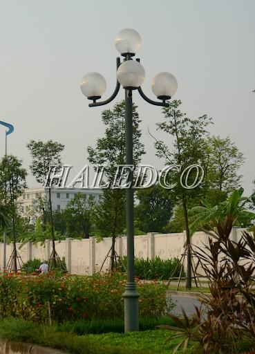 Cột đèn sân vườn Nouvo