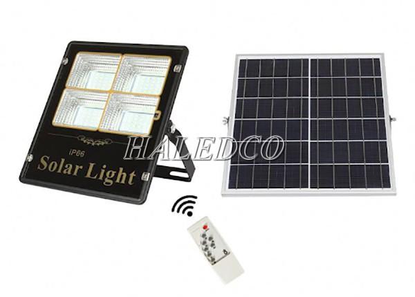Đèn pha LED năng lượng mặt trời 100W HLMTLP