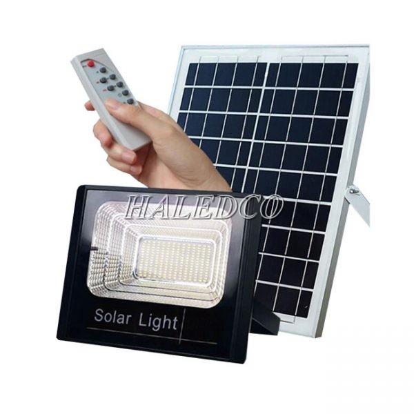 Đèn pha LED năng lượng mặt trời 100W HLMTFL6
